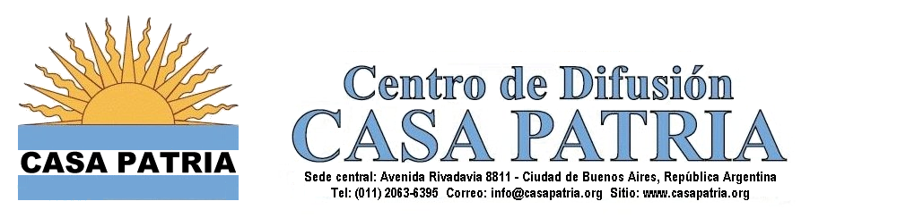 CASA PATRIA