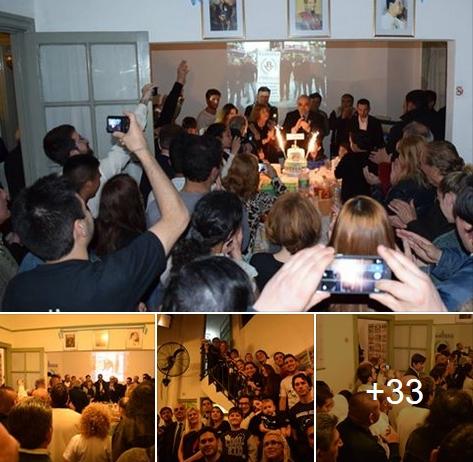 Ver álbum completo de fotos en la página oficial de BV en Facebook
